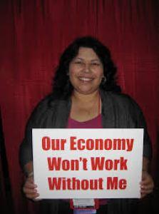 Our economy won't work
