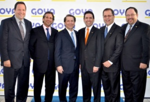 Members of the Goya family, one of the largest family-owned businesses in the US