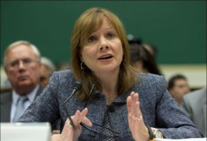 General Motors CEO Mary T Barra at Recall Congressional Hearing