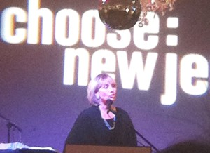Lt Gov Guadagno at Choose New Jersey/Rocking Start Trump National Golf Club