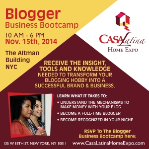 BlogHer Boot Camp