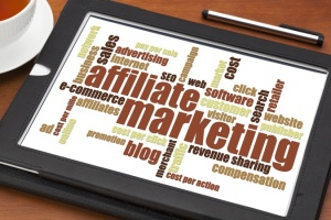 Affiliate marketing programs