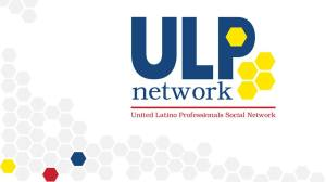 United Latino Professional logo
