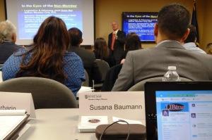 LatinasinBusiness participating at Ed Rigsbee's training