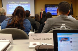 LatinasinBusiness participating at Ed Rigsbee's training