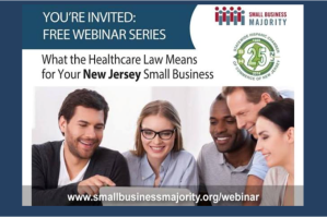Small Business Majority webinars on Affordable Care Act