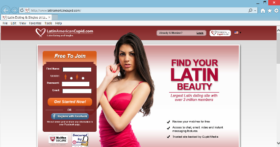 Top dating sites in latin america