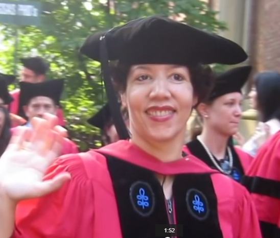 Debra Joy Perez graduated as a Doctor of Philosophy in Health Policy, Harvard University, Cambridge, MA
